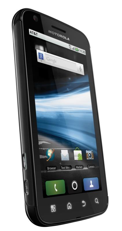 Angeschaut: Laptop Dock macht Motorolas Atrix zum Netbook - Motorola Atrix
