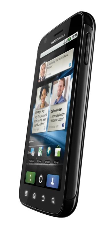 Vodafone: Motorolas Super-Smartphone Atrix kommt im dritten Quartal - Motorola Atrix