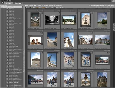 Nama5 RAW Processor - Fotokatalog