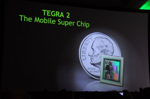 Tegra 2: Nvidias Chip für das...