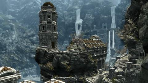 Erstes Bild aus der Welt von Skyrim