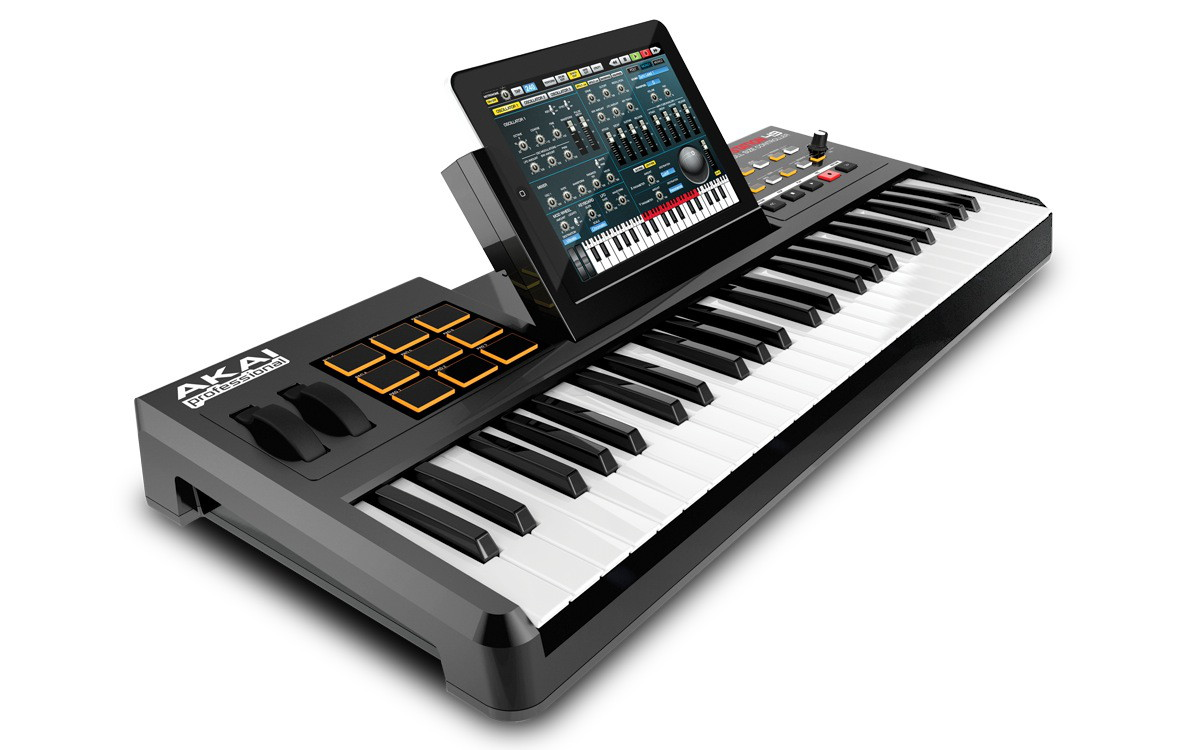 Musik Keyboard Mit Ipad Dockingstation Screenshots