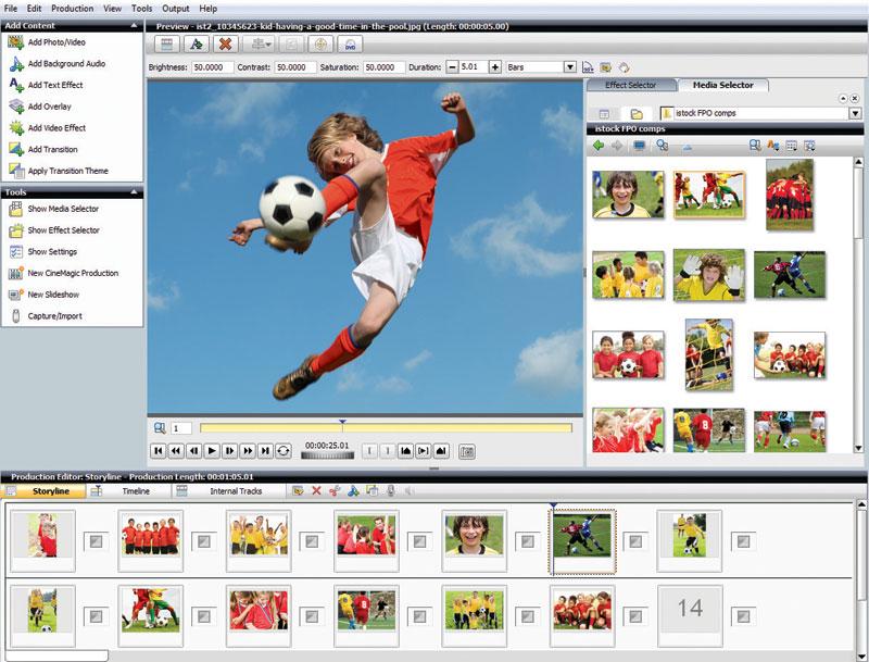 Roxio: 3D-Videobearbeitung mit Video Lab HD 3D -