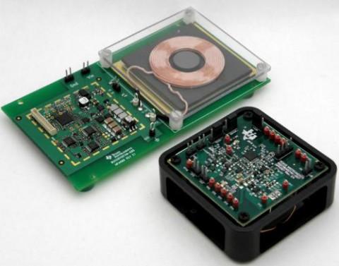 bqTESLA von Texas Instruments