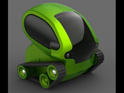 Tankbot (Foto: Desk Pets)