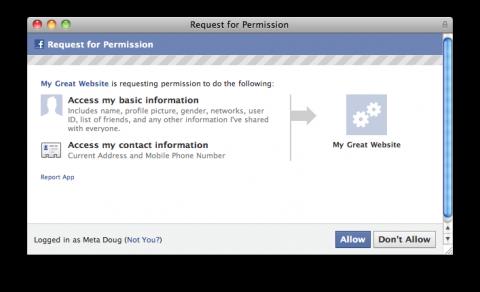 Facebook - erste Variante der Adress- und Telefonweitergabe soll überarbeitet werden