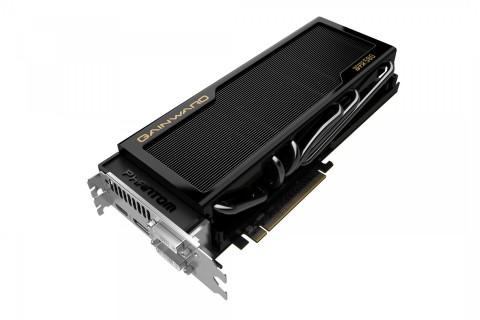 Gainward Geforce GTX 580 3072 MB Phantom - doppelt so viel Speicher wie üblich
