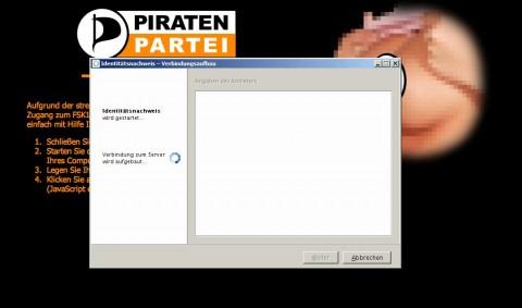 Phishing-Angriff auf den neuen Personalausweis (nPA)