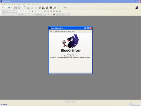 Der HTML-Editor Bluegriffon