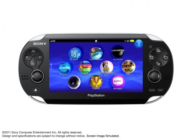 Sony NGP (Next Generation Portable)