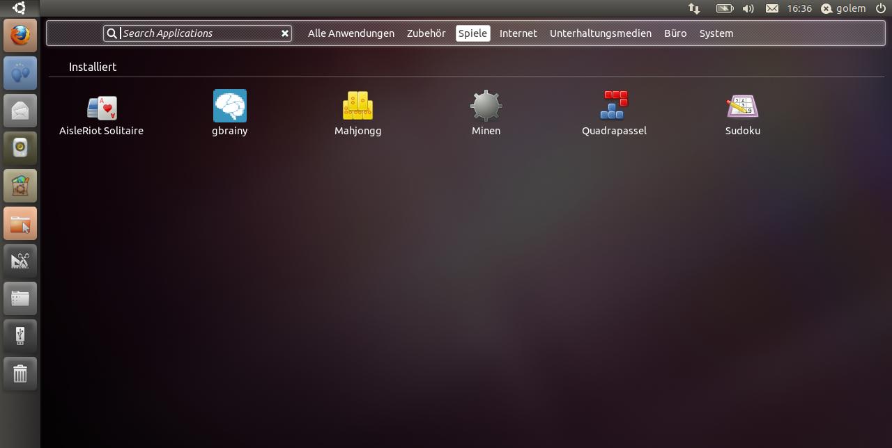 Linux-Desktops: Unity auf Qt portiert - Unity-2D