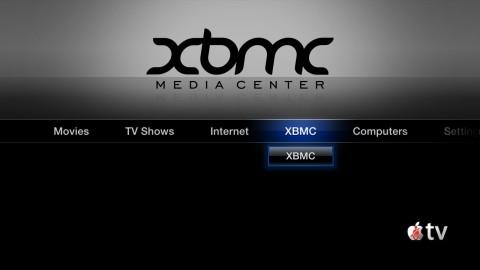 XMBC-Client für Apple TV 2 und iOS