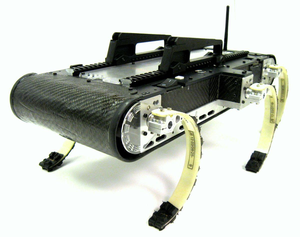 X-RHex: Sechsbeiniger Roboter für jedes Gelände - X-RHex (Foto: UPenn)