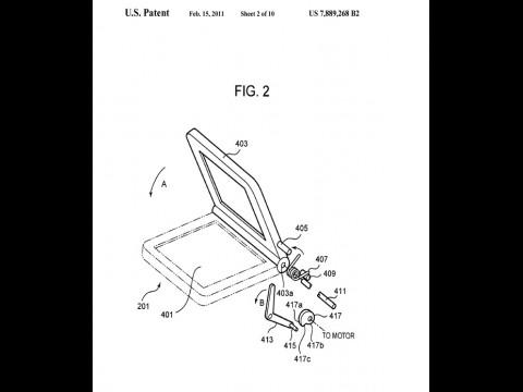 Olympus-Patent 7889268