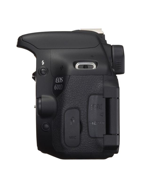 Gerüchte: Canon 650D mit 24 Megapixeln - Canon EOS 600D (Bild: Canon)
