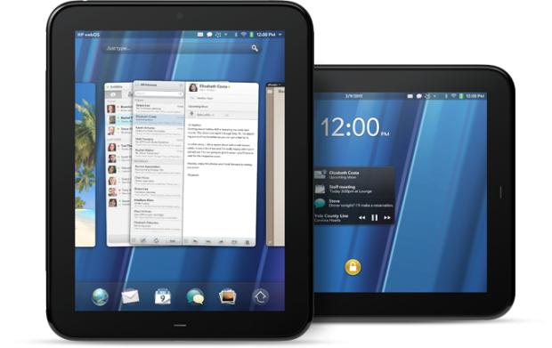 HPs Touchpad ist ein Tablet mit 9,7-Zoll-Display.
