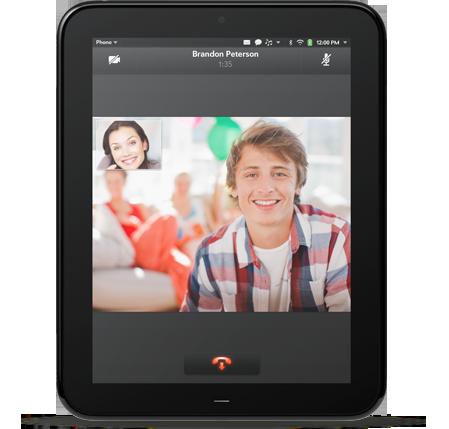 WebOS-Tablet: HPs 10-Zoll-Touchpad als Begleiter für den Palm Pre (Update) - Touchpad