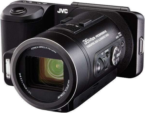 JVC GX-PX10 (Bild: JVC)