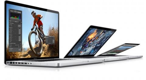 Macbook Pros mit Sandy-Bridge-CPU und neuer Schnittstelle