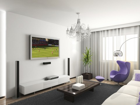 hdmi drahtlos fernseher ohne kabel mit bild versorgen. Black Bedroom Furniture Sets. Home Design Ideas