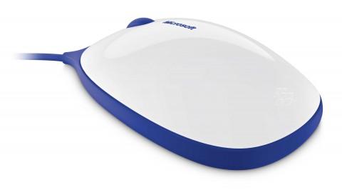 Microsoft Express Mouse mit Bluetrack-Technik
