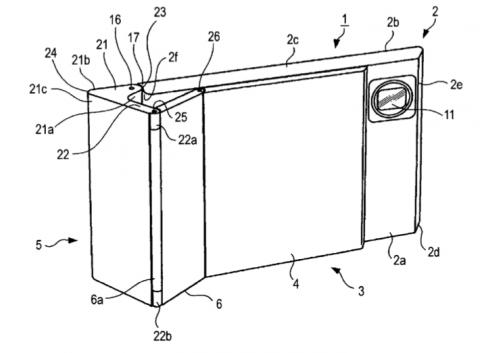 Sony-Patent 20070291166
