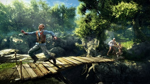Risen 2 Artworks (keine Screenshots)