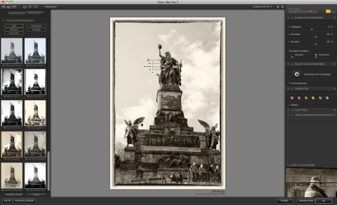 Silver Efex Pro 2 - Effekt vergilbtes Foto (Foto: Andreas Donath)