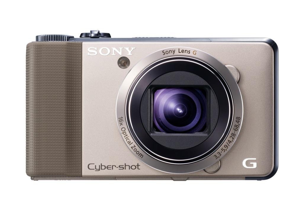 Sony: Digitalkamera und Camcorder ähneln sich immer mehr - Sony Cybershot DSC-HX9V