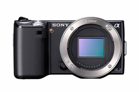 Sony-NEX-Systemkamera