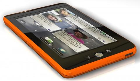 Mitac Ulmo - Outdoor-Tablet mit Android und 7-Zoll-Touchscreen (Bild: Mitac)