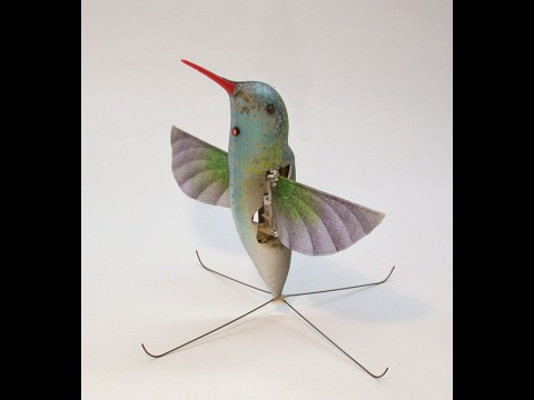 Kleindrohne Nano Hummingbird (Foto: Aerovironment)