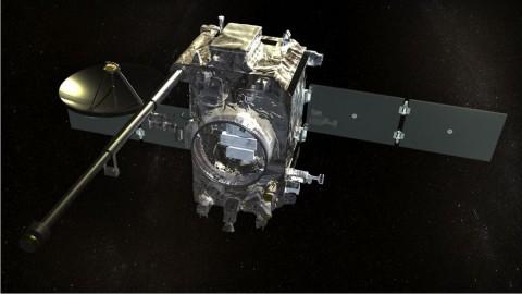 Ansicht einer Stereo-Sonde (Bild: Nasa)