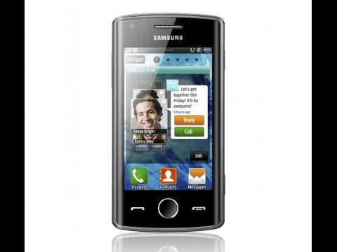 Samsung Wave 578 - Smartphone mit Bada 1.1 und optionalem NFC (Bild: Samsung)