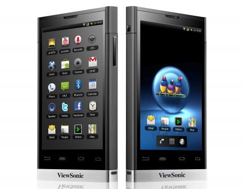 Viewsonics Android-Smartphone Viewpad 4 (Bild: Viewsonic)