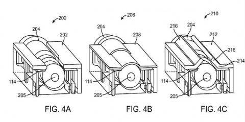 Apple-Patentantrag 20110059657