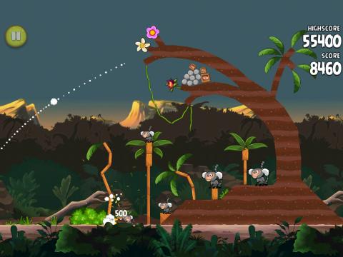 Angry Birds Rio (iPad)