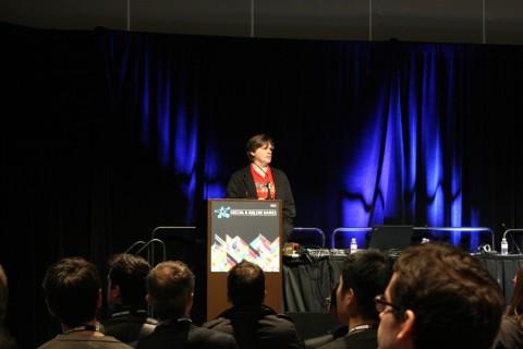 Präsentation und Vortrag von Mark Skaggs auf der GDC 2011