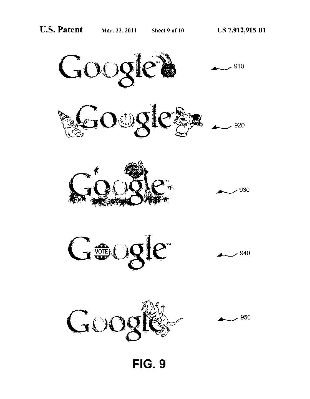 Logospiele: Google erhält Patent auf Doodles -