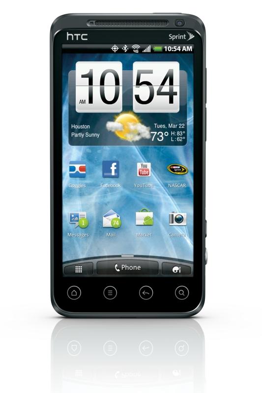 HTC Evo 3D: Android-Smartphone mit 3D-Display - HTC Evo 3D