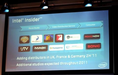 Intel Insider kommt noch 2011 nach Europa.
