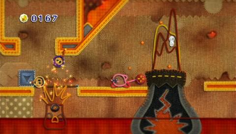 Kirby und das magische Garn