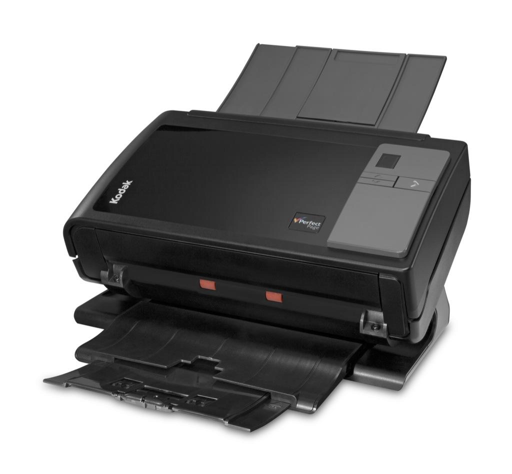 Kodak: Einzugsscanner für Dokumentenarchivierung
