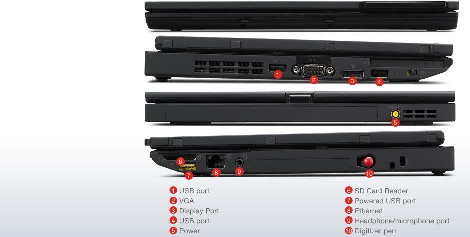 Lenovo: Thinkpads der X-Serie bekommen 12,5-Zoll-Displays (Update) - Lenovo Thinkpad X220t