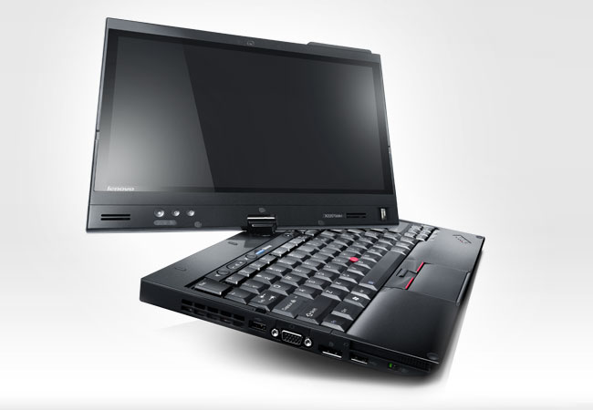 Lenovo: Thinkpads der X-Serie bekommen 12,5-Zoll-Displays (Update) - Lenovo Thinkpad X220t