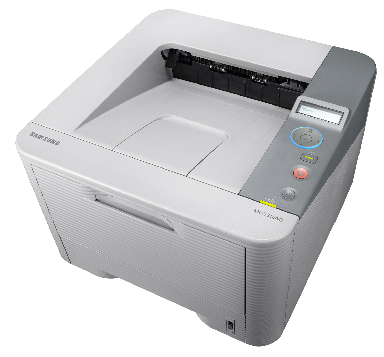 Samsung: Laserdrucker mit weniger Papierstaus - Samsung ML3310ND