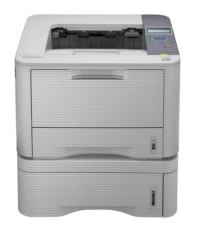 Samsung: Laserdrucker mit weniger Papierstaus - Samsung ML3710ND