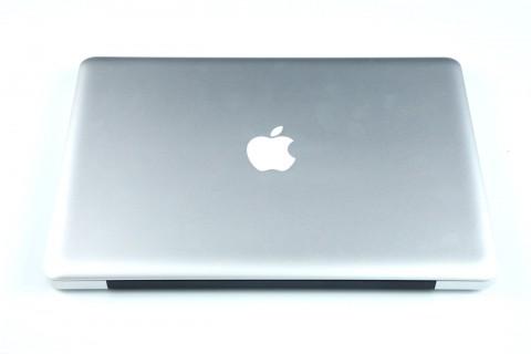 Macbook Pro 13 - äußerlich mit dem Vorgänger nahezu identisch (Foto: mw)