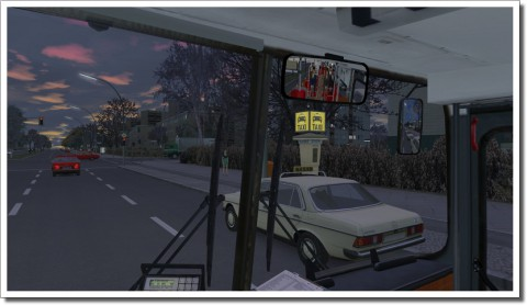 Der Omnibussimulator