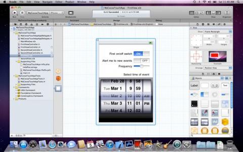 Xcode 4 von Apple